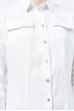 Удлиненное платье рубашка из льна